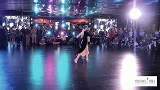 Cristian y Mika bailan con la Sans Souci (HD)