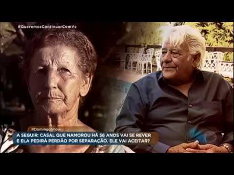 Casal que viveu grande amor no passado se reencontra após 50 anos