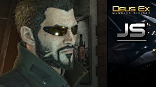 Deus Ex Mankind Divided Gameplay Walkthrough covers Jensens Stories Mission JS Desperate Measures on PC PS4 Xbox One Stealth gameplay no