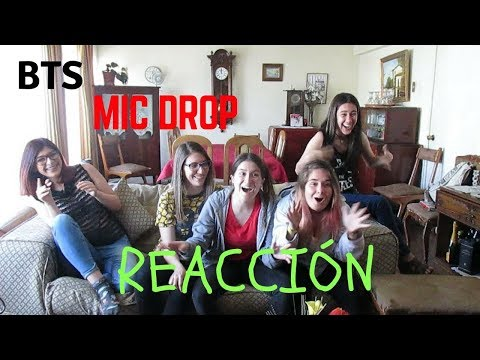 BTS 'MIC Drop' (Steve Aoki Remix) | REACCIÓN  || Sempiterno