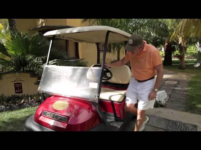 Video over het Dinarobin Hotel Golf & Spa Resort in Mauritius