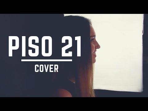 BESÁNDOTE / ME LLAMAS - PISO 21 (MASHUP) - Carolina García Cover