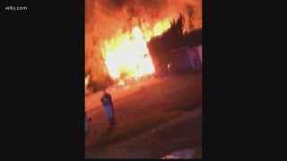 5 injured after apartment explosion in South Carolina