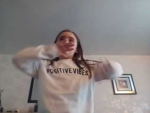 Leah Charles worth dance moves
