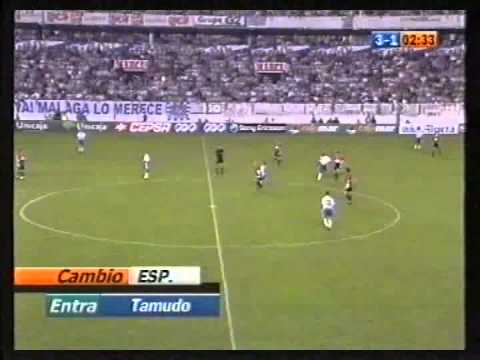 MALAGA CF - RCD ESPANYOL: TEMPORADA 2002/03