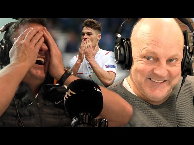 Billy Brownless's Incredible Wrap Of Euro 2020!   Rush Hour with JB & Billy   Triple M