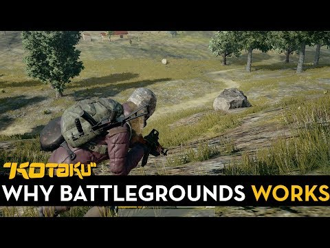 Battlegrounds Is Addictive Because There's No Wrong Way To Play
