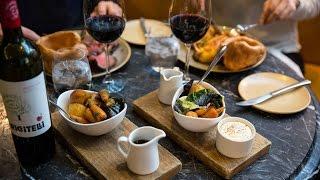The Great British Roast at Gordon Ramsay Restaurants
