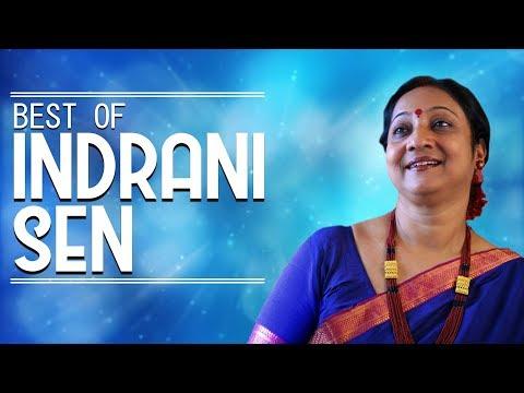 Best of Indrani Sen | Audio Jukebox | Indrani Sen Bengali Songs | Atlantis Music