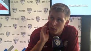 Washington State QB Connor Halliday talks about the Cougars