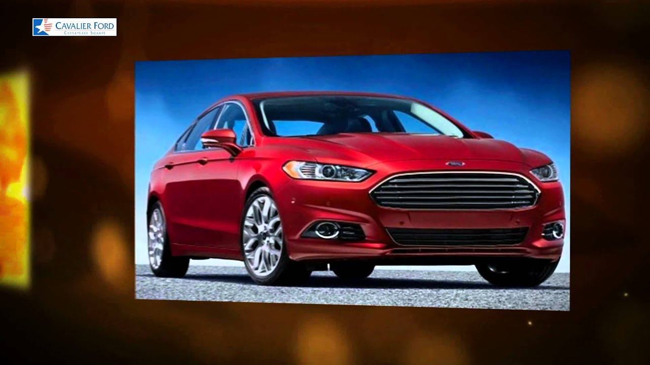 ford fusion vs chevy cruze chesapeake ford dealer youtube. Black Bedroom Furniture Sets. Home Design Ideas