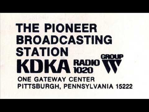 1020 KDKA Pittsburgh, Pa.