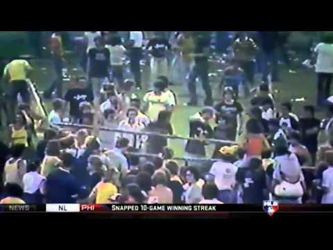 MLB Network Remembers Disco Demolition Night