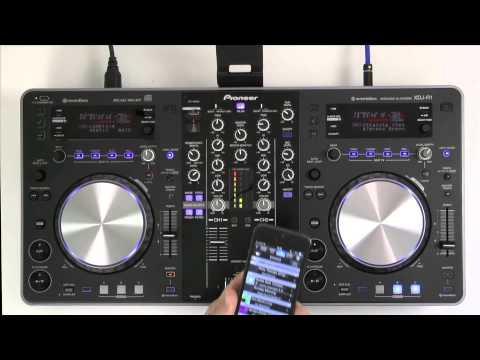 Pioneer Xdj R1 Talkthrough Youtube