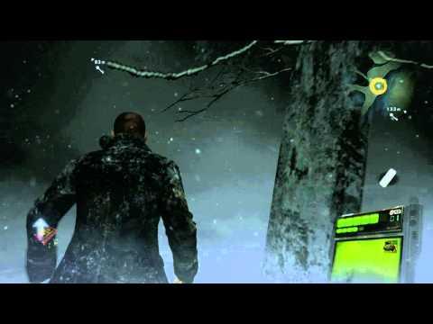 Test Chamber - Resident Evil 6