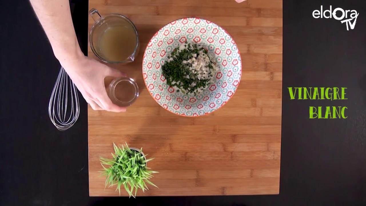 Des sauces santé pour vos salades