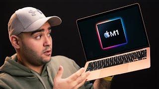 M1 MacBook Air Review || هل فعلا يستاهل كل هذة الضجة ؟؟