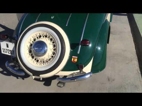Restauración DKW F8 - Parte 1
