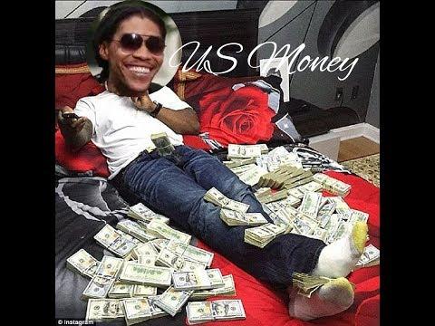 Vybz Kartel - US Money - May 2017