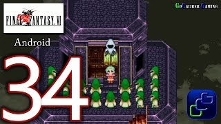 FINAL FANTASY 6 (VI) Android Walkthrough - Part 34 - Magic Tower
