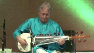 Sarod Virtuoso Amjad Ali Khan | A Tribute to Tagore - Ekla Cholo Re