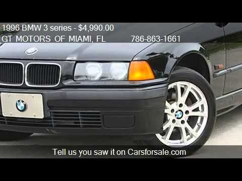 1996 BMW 3 series 318ti - for sale in Hollywood, FL 33023