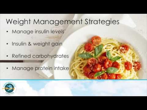 How to Reverse Insulin Resistance naturally with a low carbohydrate diet and intermittent fasting.