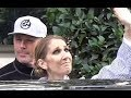 Céline DION almost cries Goodbye to Paris Hotel Staff august 10, 2017 aout