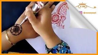 Belajar Melukis Henna untuk Pemula (lanjutan)