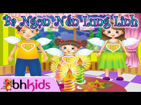 Ba Ngọn Nến Lung Linh [Official Full HD]