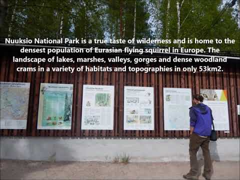 Visitor behaviour in Protected Areas