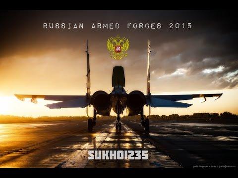 Russian Armed Forces 2015 / Вооружённые Силы РФ 2015 HD