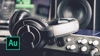 How To Make Your Own Podcast Using Audition Cc | Adobe Creative Cloud