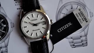 ENGLISH VERSION Citizen Chronomaster CTQ57-0934