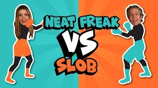 Slob vs Neat Freak // Which one are you?