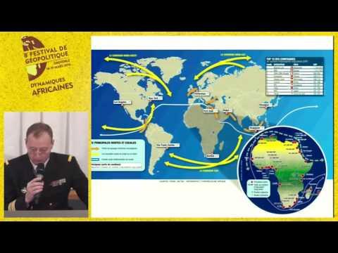 L' Afrique : un continent maritime ? Intervenant : Frédéric SANONER, Rayonnement, MARINE NATIONALE