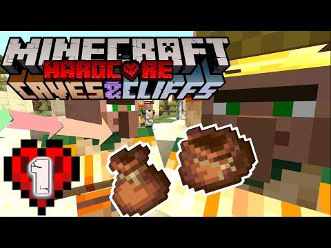 ❤️ Lets Play Minecraft Hardcore Snapshot   I'm Not Dead, Yet!  