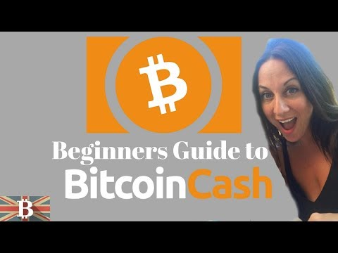 Bitcoin Cash Beginners Guide - What Is BCH?