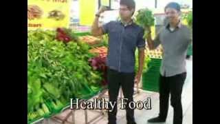 Video Promosi Kesehatan: Pola Hidup Sehat.