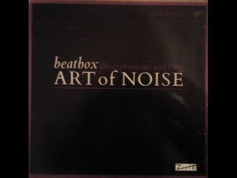 Art Of Noise - Beat Box (Diversion One) [1984] HQ HD