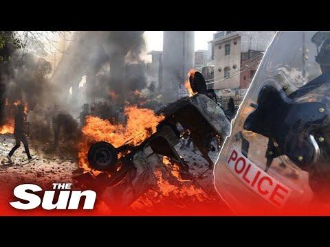 Delhi Riots: Several Killed In Deadliest Violence India's Capital Has Seen In Decades