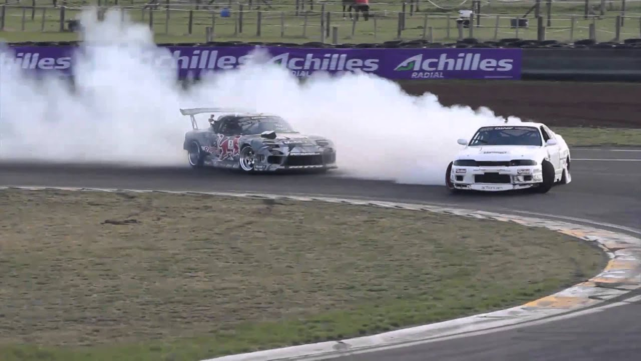 R34 Wallpaper Hd Mazda Rx7 Vs Nissan Skyline R33 Battle Drift 2013 Youtube