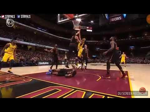 Cleaveland Cavaliers vs Indiana Pacers Full Game Highlights / Game 7 / 2018 NBA PLAYOFFS.