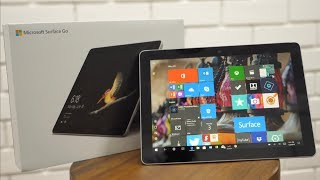 Microsoft Surface Go Review - I like it but not for everyone!