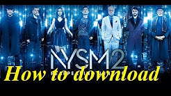 How to download now you see me 2 full movie from torrent