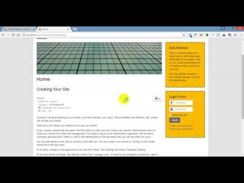 How To Add Custom CSS To Joomla