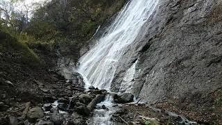 Сахалин. Водопад 7.