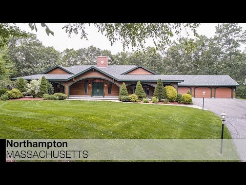 Video of 82 Coles Meadow Road | Northampton Massachusetts real estate &  homes by Charlie Guimond