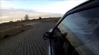 Jazda za kierownicą BMW E30 318is – Warszawa video