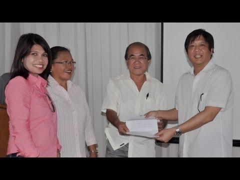 Sen. Bongbong Marcos - Awarding of Special...